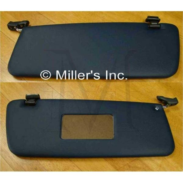 SUN VISOR - ORIGINAL EQUIPMENT
