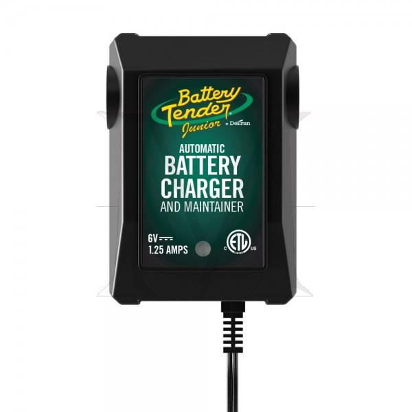 BATTERY CHARGER/MAINTAINER (6 VOLT)