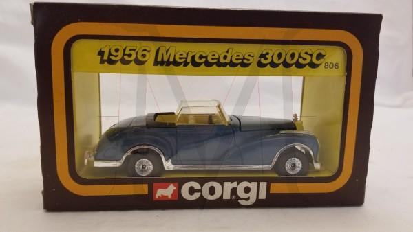 CORGI 1956 MERCEDES 300SC
