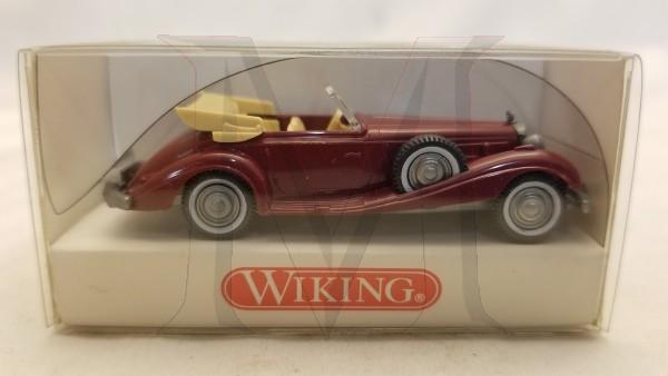 WIKING MERCEDES BENZ 540K CABRIOLET