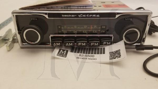 BECKER RADIO