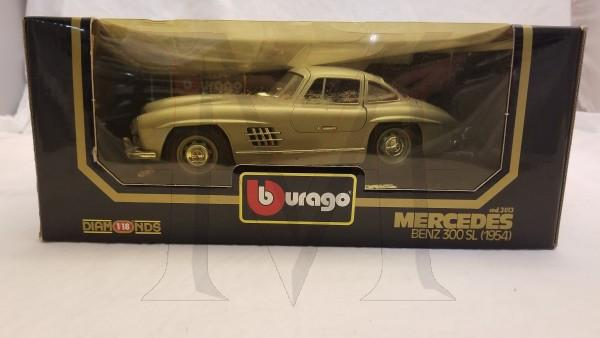BURAGO DIAMOND 1/18 1954 300SL