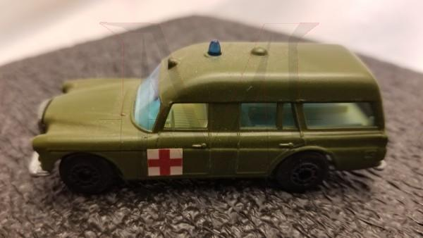 "MERCEDES ""BINZ"" MILITARY AMBULANCE"