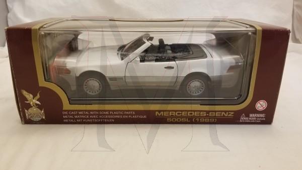 ROAD LEGENDS 1/18 1989 500SL