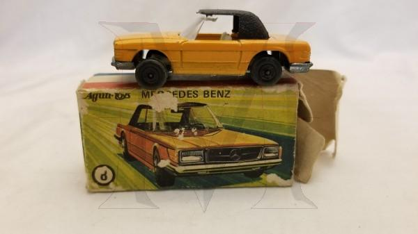 AGUTI TOYS NO 8 MERCEDES BENZ 350SL