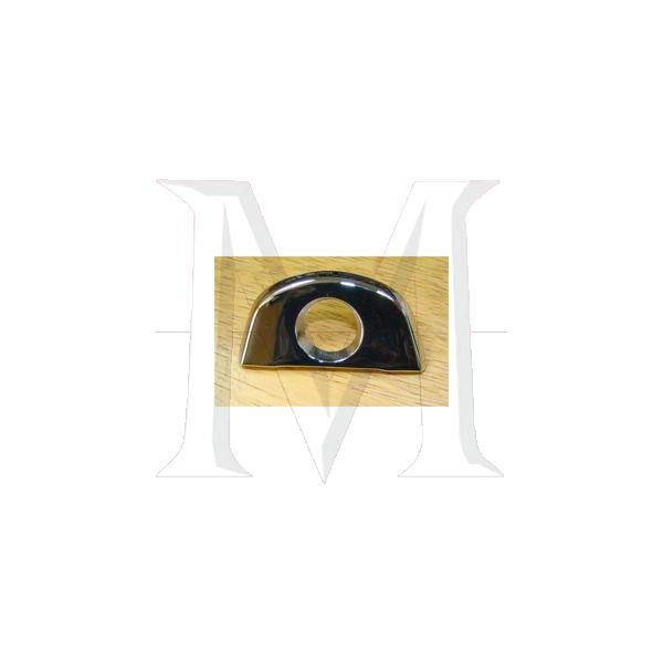 TOP CASE COVER ESCUTCHEON