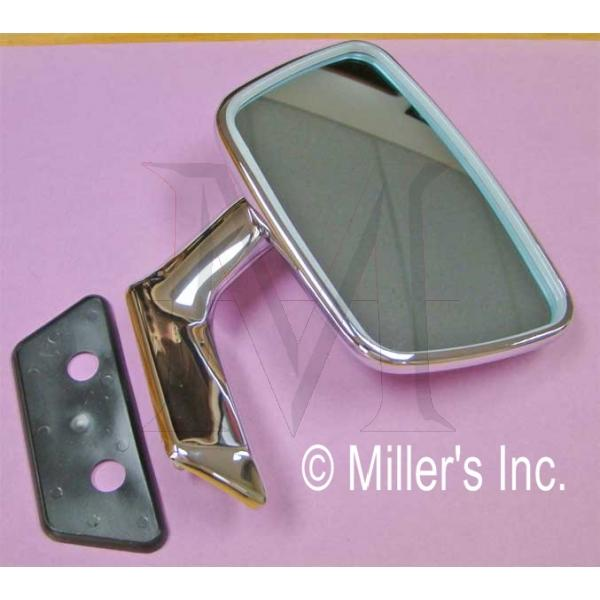 OUTSIDE MIRROR - RIGHT SIDE