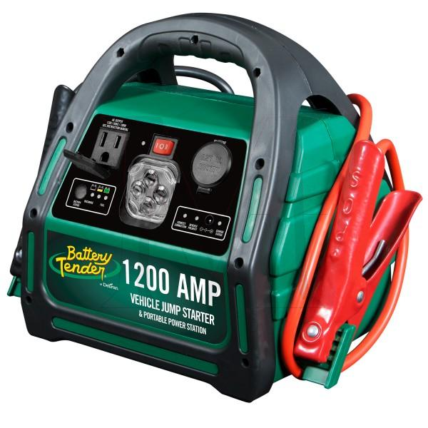 POWER STATION AND JUMP STARTER