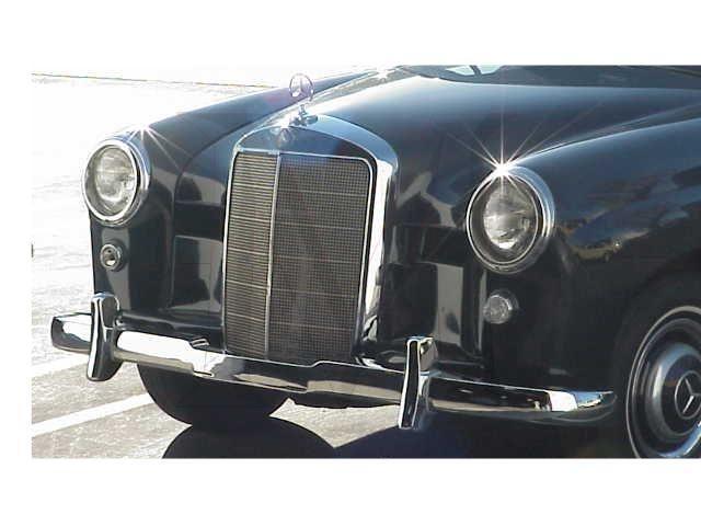 Mercedes-Benz Sill Mats Ponton 180//190 4 Cyl