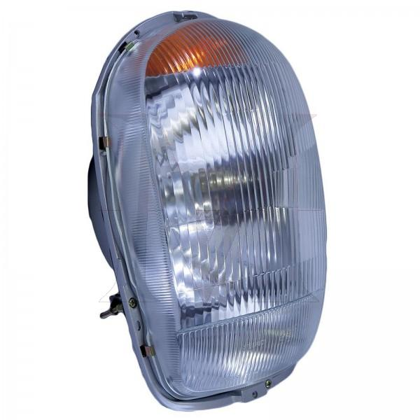 EUROPEAN HEADLIGHT ASSEMBLY