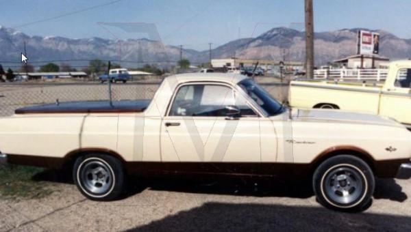 1966 Ranchero