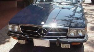 Miller's Mercedes Parts 1972 to 1989 350SL 380SL 450SL ...