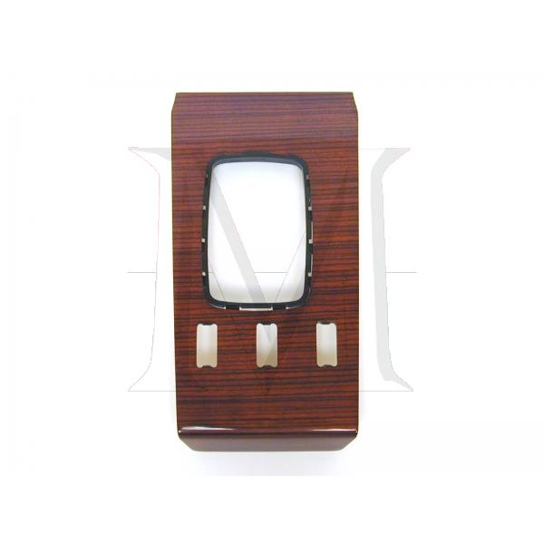 SHIFT CONSOLE ZEBRANO WOOD