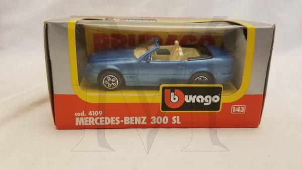 MERCEDES BENZ 300SL BLUE