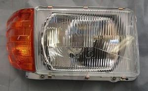 HEADLIGHT ASSEMBLY - EURO