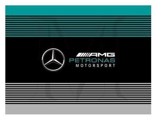Motorsport Mercedes Logo Flag