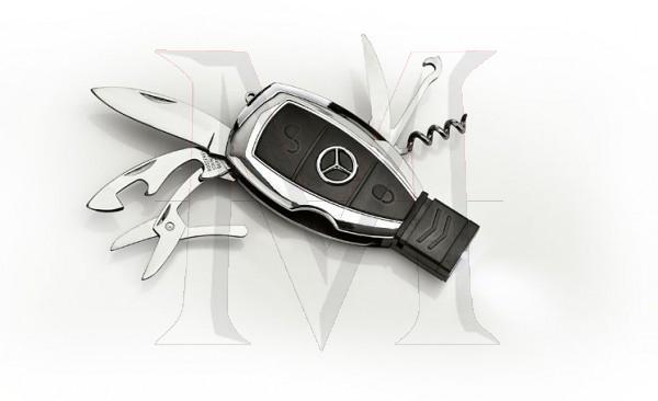 Mercedes-Benz Pocket Knife